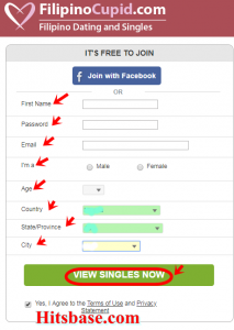 How to Register For The FilipinoCupid