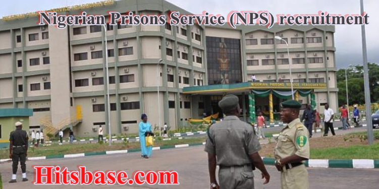 Nigerian Prisons Service (NPS) recruitment