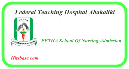FETHA School Of Nursing Admission