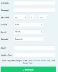 How To Sign up On Plenty Of Fish Account Free Online Dating Site