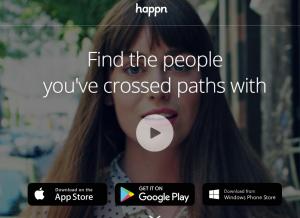 happn dating app nedlasting