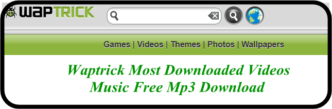 Waptrick music – how to download mp3 songs on www. Waptrick. Com.