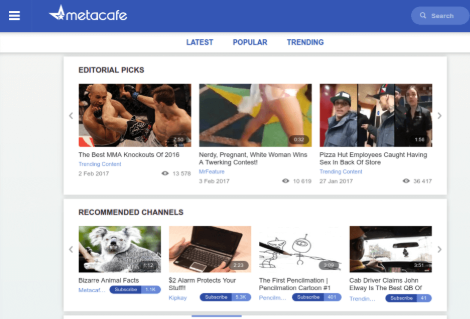 Metacafe Online Video | Download Free Music | Metacafe App