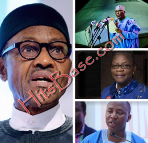 List Of Presidential Candidates 2019 And Their Parties
