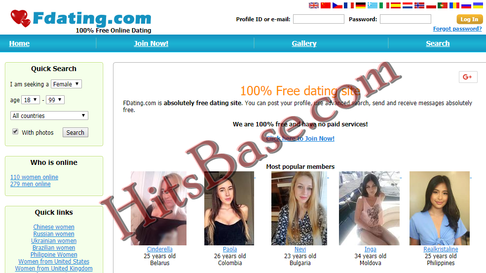 Dating Sites fra Kenya