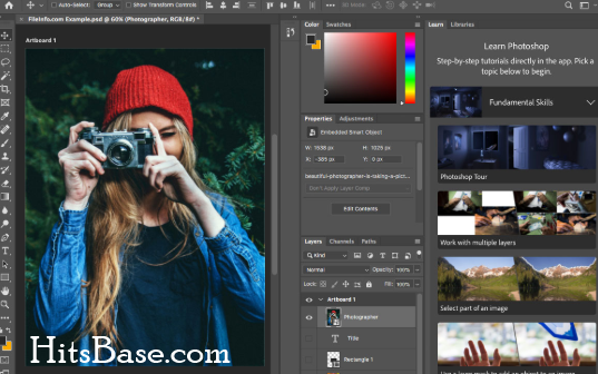 photoshop cc for free