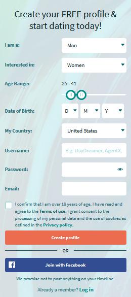 Datingbuzz Login Account | Free Datingbuzz registration