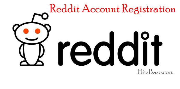 Reddit Account Registration