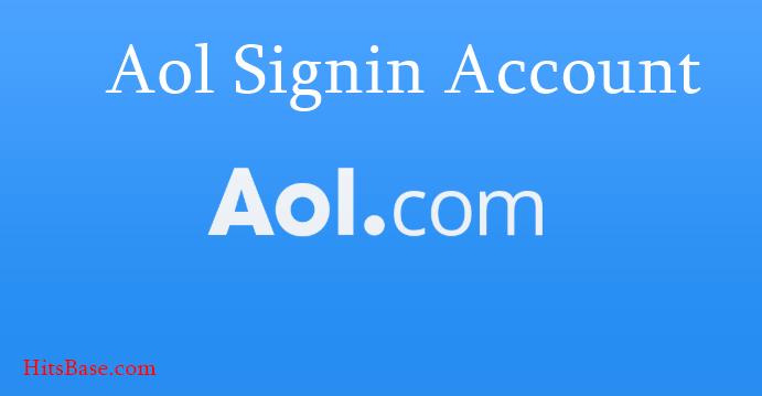 Aol Signin Account
