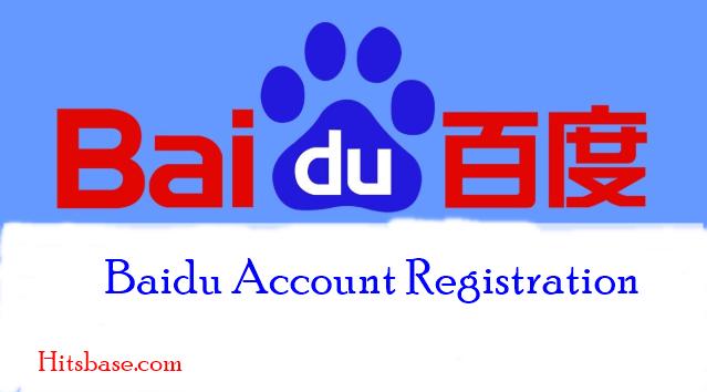 Baidu Account