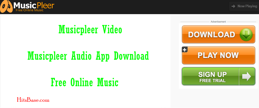 Musicpleer Audio App Download