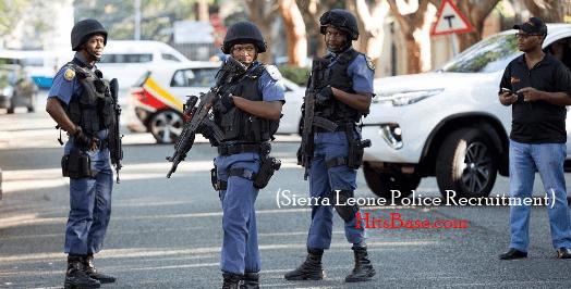 sierra leone police latest news, sierra leone police form 2020, sierra leone army recruitment form 2019, sierra leone army recruitment 2019, sierra leone police training school, Sierra Leone Police Recruitment 2020,
