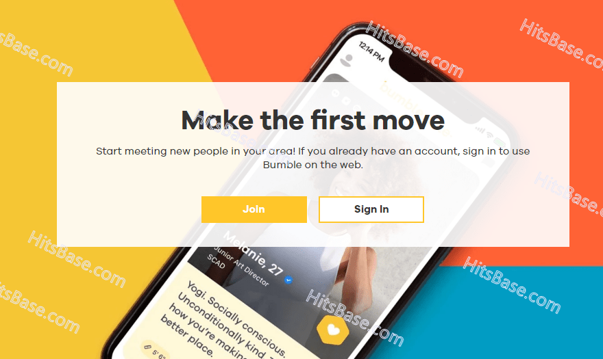 Bumble App Install Free