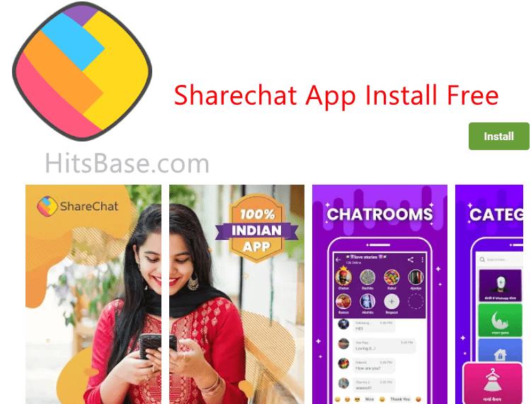 Sharechat App Install Free