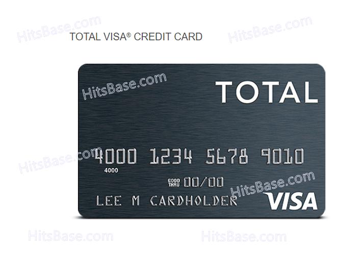 www.totalcardvisa.com Login Page