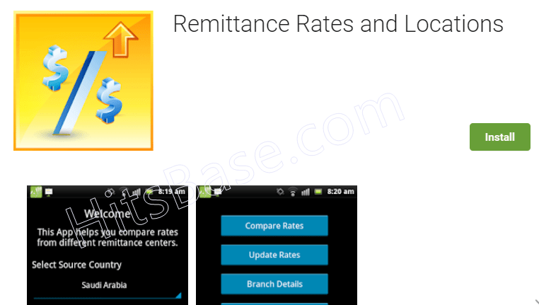Sign Up Remittance Account Free