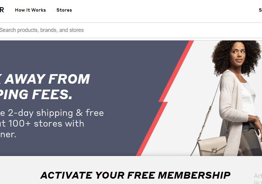 newegg shoprunner login